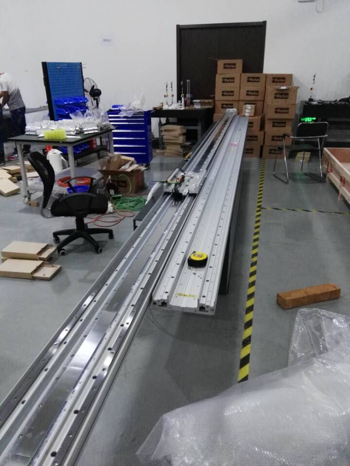 长行程直线电机