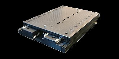 XRL交叉滚子直线电机平台