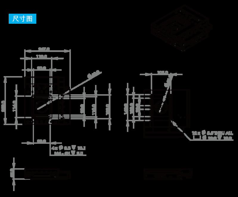 AFXS直线电机平台.